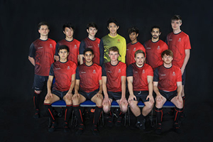 Football 2nd men's team 2018-19