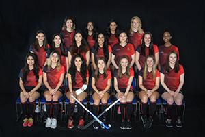 Women's hockey team 2018-19