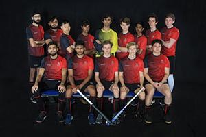 Men's hockey team 2018-19