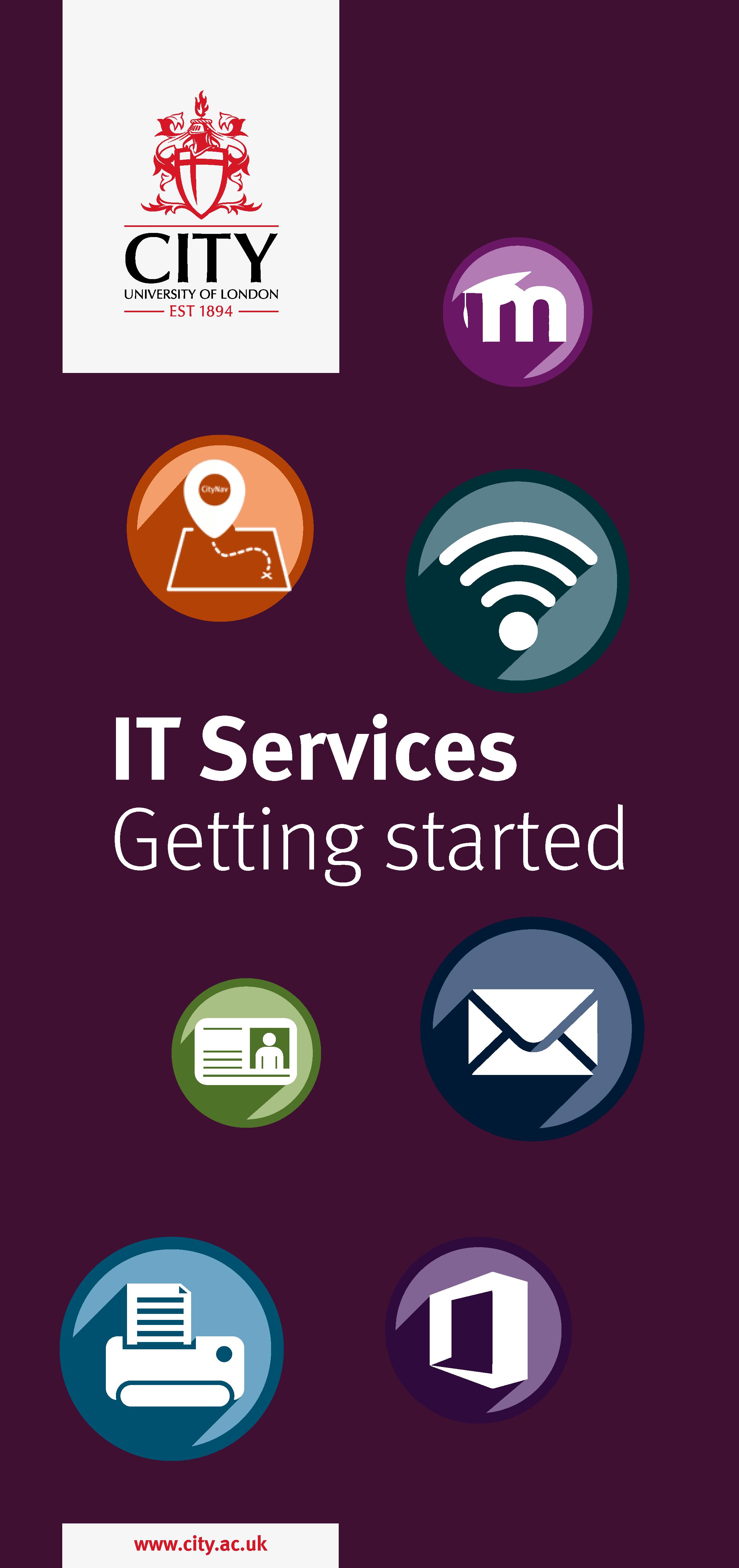 IT Services Leaflet