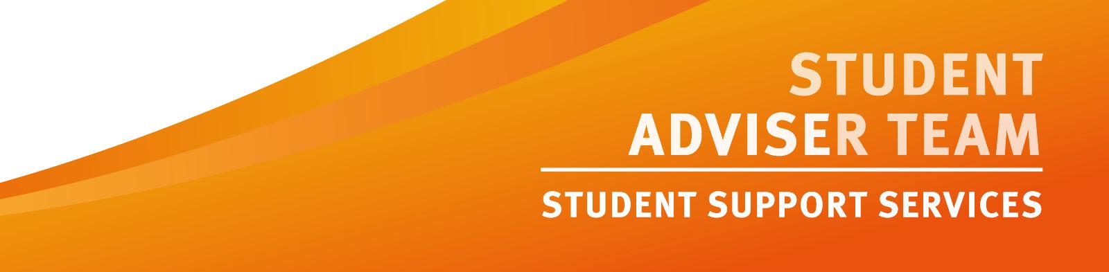 Student Adviser Team - Student Support Services