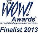 WOW finalist 2013
