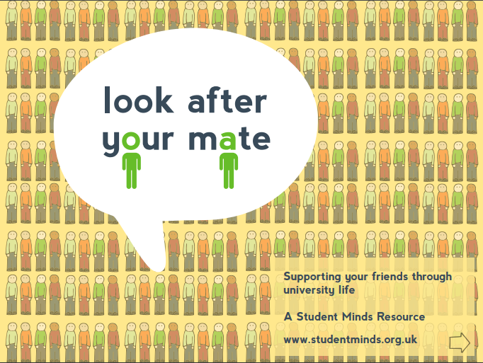 Look After Your Mate Guide