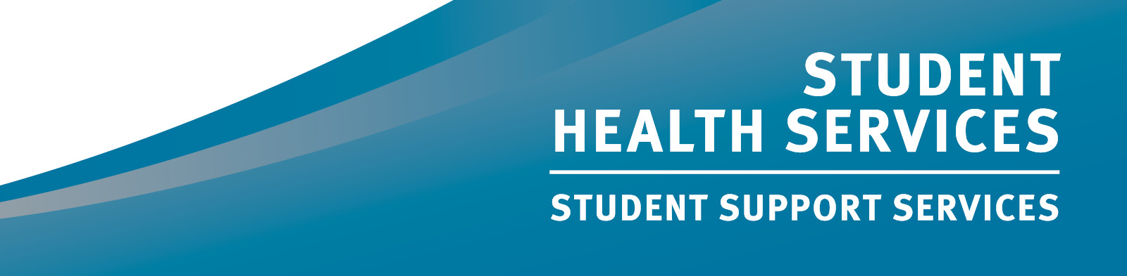 Student Health Services - Student Support Serivces
