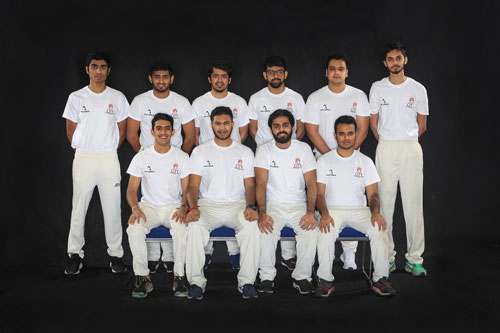 Cricket Team 2018-2019